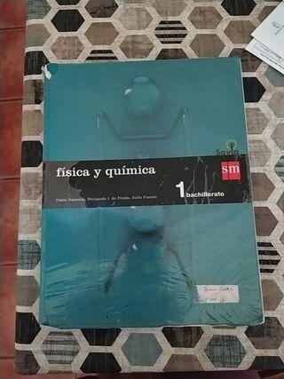 Libro de Fisica y Quimica Isbn 9788467576511