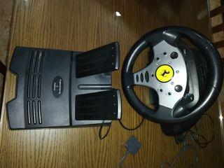 Shock 2 Racing Wheel. Ferrari