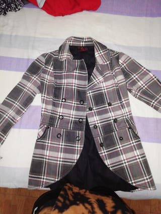 chaqueta de vestir mujer