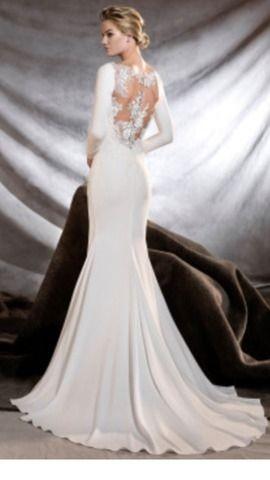 Vestido Novia de Pronovias colección 2017