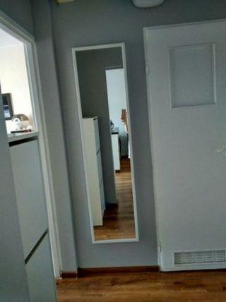 Espejo pared blanco