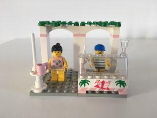 Lego 6402 Sidewalk Cafe