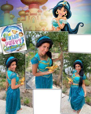 Animaciones infantiles princesas