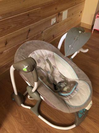 Mecedora eléctrica bebe