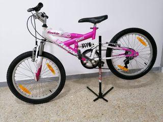 "Bicicleta Mountain-bike infantil Magna 20"" pulgada"