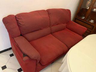 Sofá, sillas, sillon