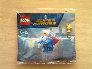 Polybag Lego Lex Luthor NUEVO