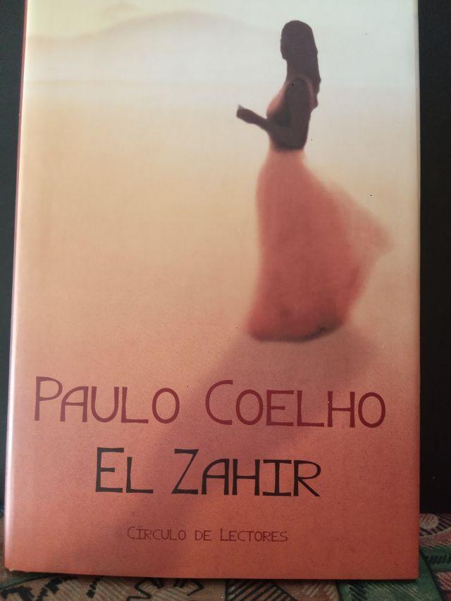 Libro El Zahir, Paulo Coelho