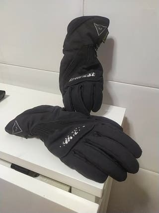 guantes moto Dainese enginerred talla M