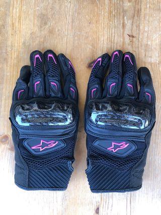 Alpinestars guantes mujer XS
