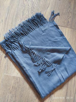 Pasmina/bufanda gris
