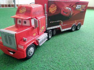 Disney Pixar Cars Mack Truck camión teledirigido