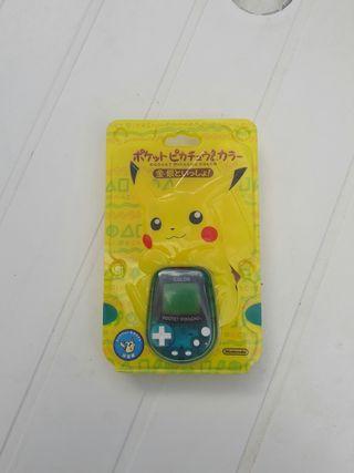 Precintado Pocket Pikachu Color