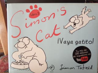 Simon's cat, ¡Vaya gatito!