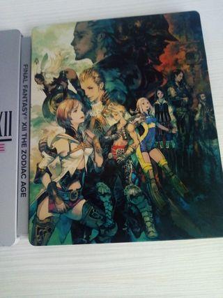 Final Fantasy The Zodiac Age de PS4