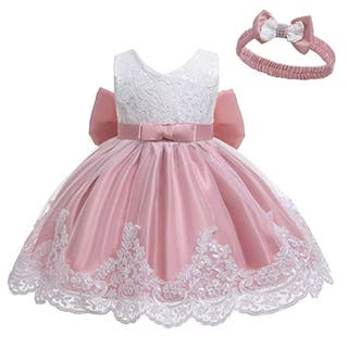 vestido niña nuevo princesa fiesta 18/24 MESES