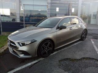 Mercedes-Benz Clase A 180d AMGLINE