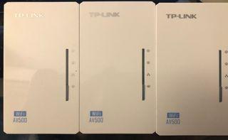 Repetidor wifi TP-LINK AV 500 (TL-WPA4220) -