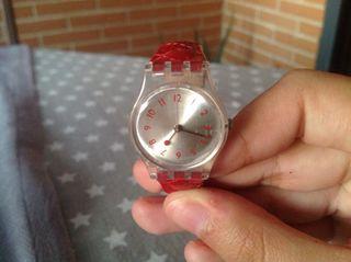 Reloj niña swatch