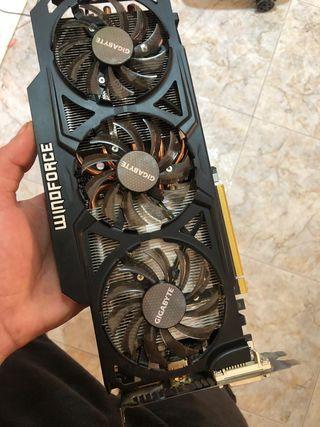 Tarjeta gráfica GeForce GTX 760