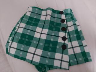 falda short