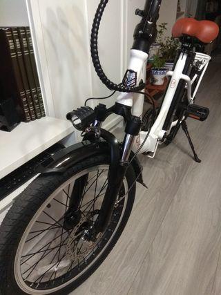 Rebajada Bicicleta eléctrica plegable Nueva