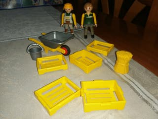 Lote playmobil zoo