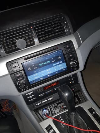 Radio pantalla gps Bmw