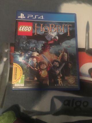 Juego ps4 lego el hobbit
