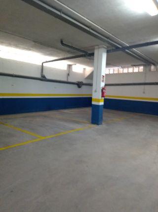 plaza garaje eurovillas 6 junto Mercadona