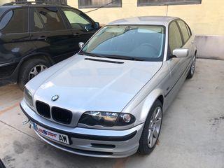 Despiece BMW serie 3 E46 4p