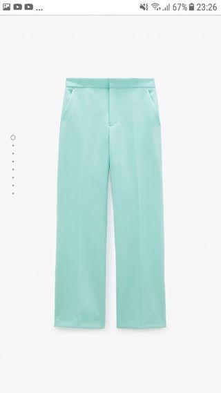 Pantalón verde nuevo