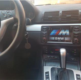 Radio navegador Android Bmw