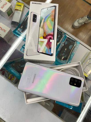 Samsung galaxy A71 128gb blanco