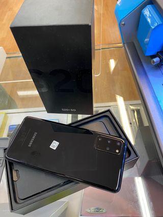 Samsung galaxy s20 plus 128gb 5G negro