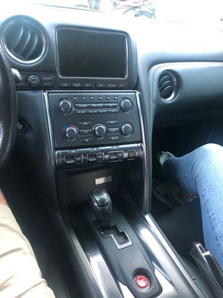 Nissan GTR 2012 550 cv