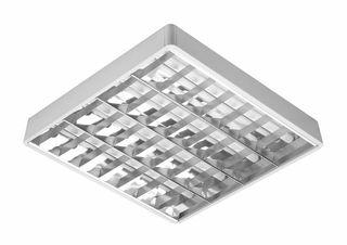 Plafones cuadrados