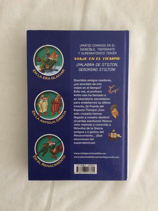 Libros Viaje en el Tiempo, de Geronimo Stilton