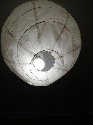 Lámpara balón
