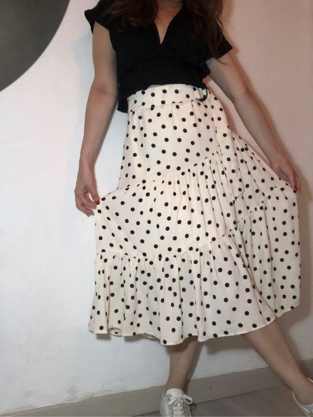 Falda bonita