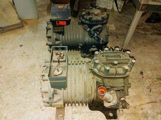 Compresor Semi-Hermético Gelpha 4L23.2