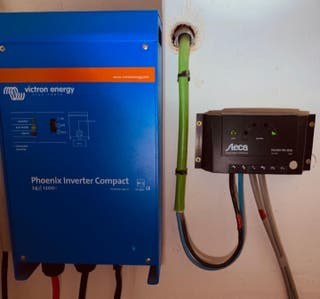 inversor Victron Energy Phoenix 24v 1200va