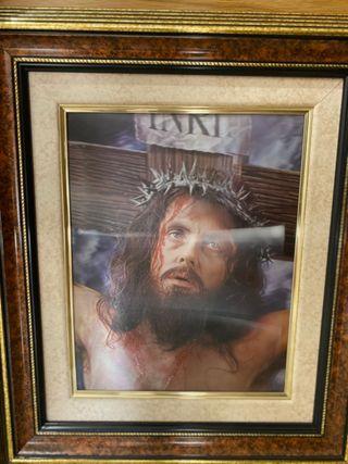 Cuadro del Cristo del Paño