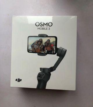 Gimball Estabilizador DIJI OSMO MOBILE3 PRECINTADO