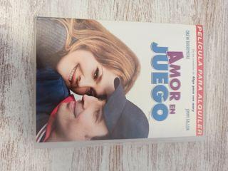 DVD amor en juego