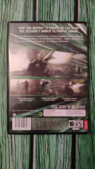 MATRIX - PATH OF NEO (PC)