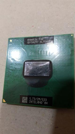 cpu INTEL PENTIUM M - SL7SA 1.73Ghz