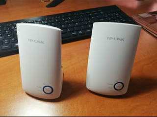 Repetidores wifi TP-Link