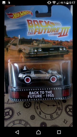 Back to the future - 1955 Hot wheels