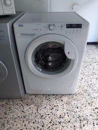 lavadora hoover otsein de 8kg siminueva